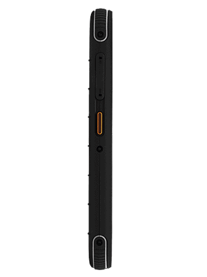 Telekom - CAT S42 - seitlich / schwarz