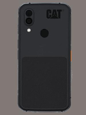 Telekom - CAT S62 Pro - hinten / schwarz