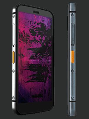 Telekom - CAT S62 Pro - seitlich / schwarz