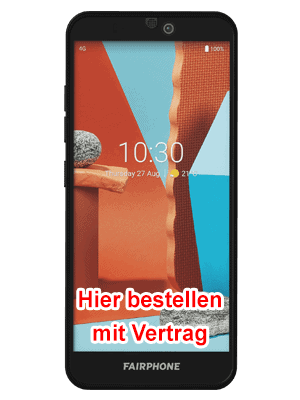 Telekom - Fairphone 3+ - hier bestellen