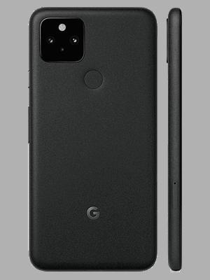 Telekom - Google Pixel 5 - schwarz / hinten