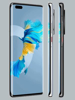 Telekom - Huawei Mate40 Pro 5G - seitlich