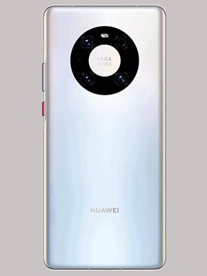 Telekom - Huawei Mate40 Pro 5G - silver / silber - hinten