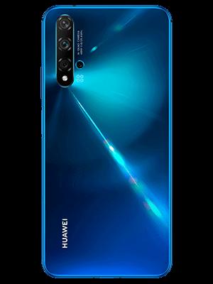 Telekom - Huawei nova 5T - blau / hinten