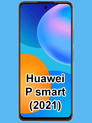Telekom - Huawei P smart 2021