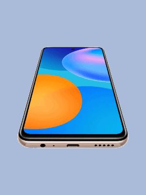 Telekom - Huawei P smart 2021 - von unten