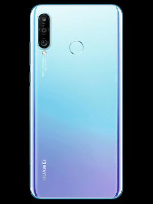 Telekom - Huawei P30 lite New Edition - weiß / breathing crytal - hinten