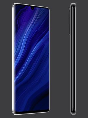 Telekom - Huawei P30 Pro New Edition - schwarz / seitlich