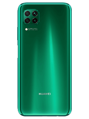 Telekom - Huawei P40 lite - grün / hinten
