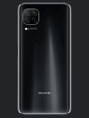 Telekom - Huawei P40 lite - schwarz / hinten