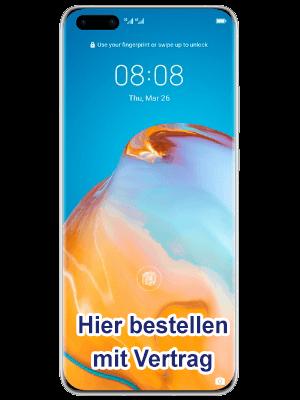Telekom - Huawei P40 Pro+ 5G - hier bestellen