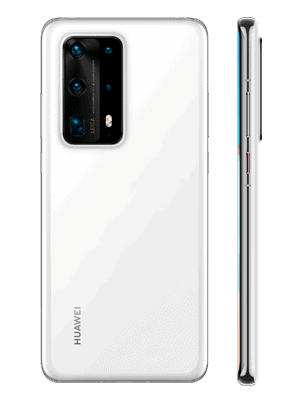 Telekom - Huawei P40 Pro+ 5G - weiß