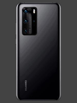 Telekom - Huawei P40 Pro 5G - schwarz / midnight black