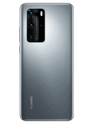 Telekom - Huawei P40 Pro 5G - silber / silver frost