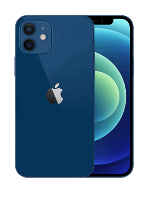 Telekom - Apple iPhone 12 - blau