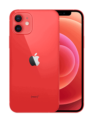 Telekom - Apple iPhone 12 - rot (product red)