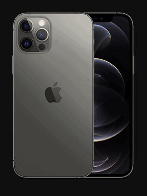 Telekom - Apple iPhone 12 Pro - graphit / grau