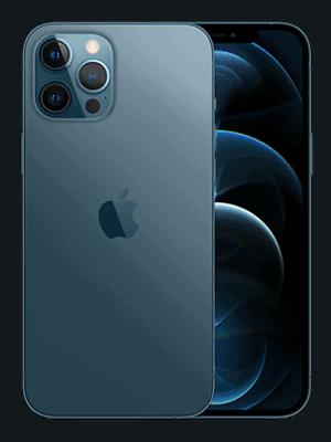 Telekom - Apple iPhone 12 Pro Max - blau (pazifikblau)
