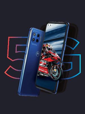 Telekom - Motorola Moto G 5G Plus - Highspeed Internet