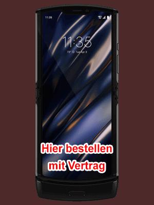 Telekom - Motorola Razr 5G - hier bestellen