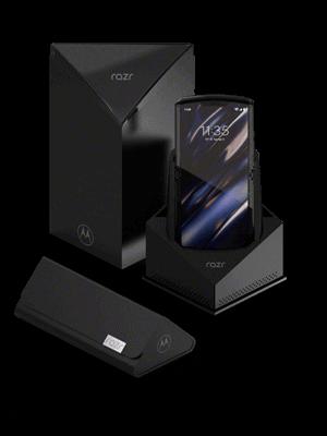 Telekom - Motorola Razr 5G - Lieferumfang