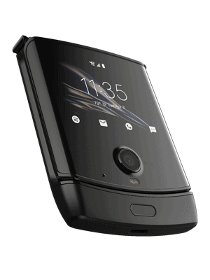 Telekom - Motorola Razr 5G - zusammengeklappt