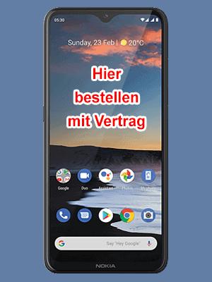 Telekom - Nokia 5.3 - hier bestellen