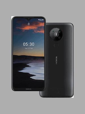 Telekom - Nokia 5.3 - schwarz