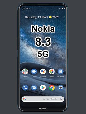 Telekom - Nokia 8.3 5G
