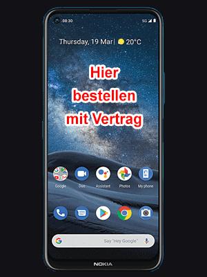 Telekom - Nokia 8.3 5G - hier bestellen