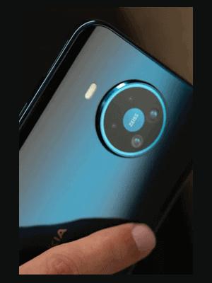 Telekom - Nokia 8.3 5G - Kamera