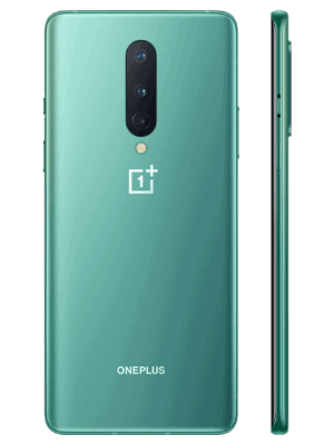 Telekom - OnePlus 8 - glacial green / grün