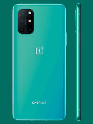 Telekom - OnePlus 8T 5G - aquamarine green / grün