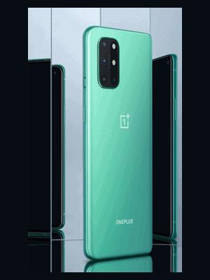 Telekom - OnePlus 8T 5G - grün