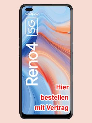 Telekom - Oppo Reno 5G - hier bestellen