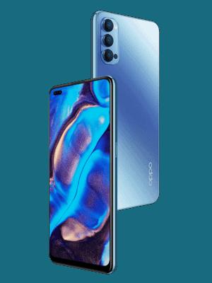 Telekom - Oppo Reno 5G - seitlich