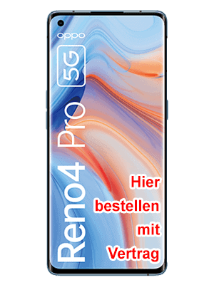 Telekom - Oppo Reno4 Pro 5G - hier bestellen