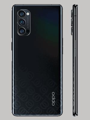 Telekom - Oppo Reno4 Pro 5G - space black / schwarz