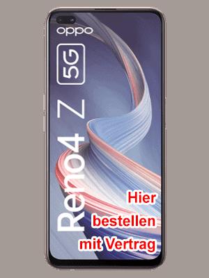 Telekom - Oppo Reno4 Z 5G - hier bestellen