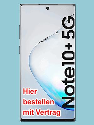 Telekom - Samsung Galaxy Note10+ 5G - hier bestellen