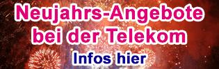 Telekom Neujahrs-Angebote