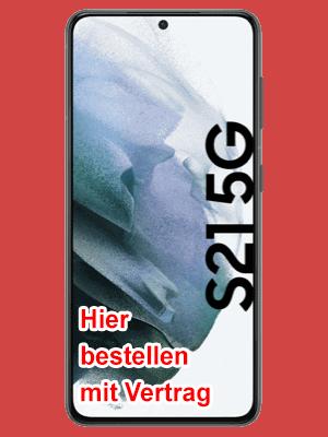 Telekom - Samsung Galaxy S21 5G - hier bestellen
