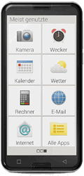 Display vom Emporia Smart 3