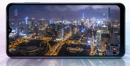 Display vom Samsung Galaxy A12