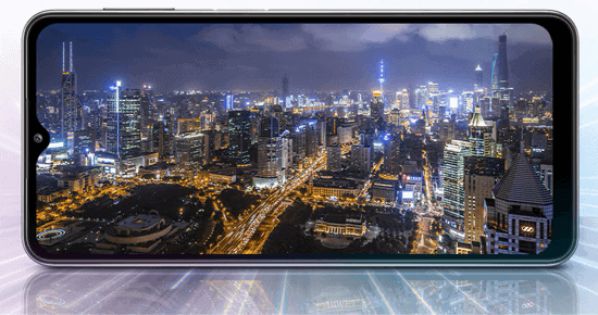 Display vom Samsung Galaxy A32 5G