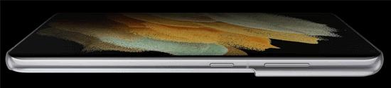 Display vom Samsung Galaxy S21 Ultra 5G