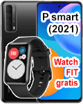 Telekom - Huawei P smart 2021 mit gratis Watch Fit