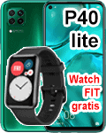 Telekom - Huawei P40 lite mit gratis Watch Fit