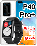 Telekom - Huawei P40 Pro+ 5G mit gratis Watch Fit