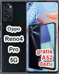 Telekom - Oppo Reno4 Pro 5G mit gratis A52